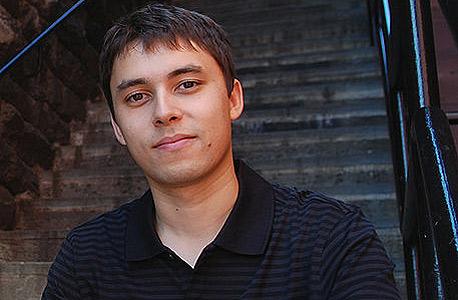 ג'אווד כארים מייסד יוטיוב, צילום: Robin Brown