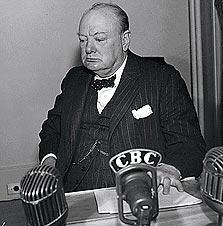 ווינסטון צ'רצ'יל. מדינאי, סופר והיסטוריון