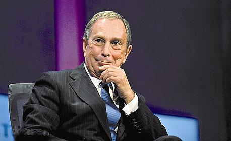 מייקל בלומברג. ראש עיריית ניו יורק