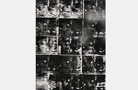מחיר שיא ליצירה של אנדי וורהול: 105 מיליון דולר