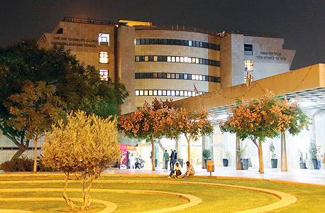מגדל האשפוז בשיבא, צילום: דנה קופל, Ynet