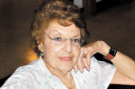 אימו של ישר, זמרת המצו-סופרן רמה סמסונוב