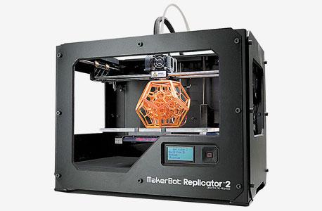 """מדפסת תלת-מימד ביתית של מייקרובוט. אנדרסון"""" """"זו המהפכה התעשייתית החדשה"""""""