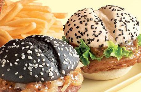 מקדונלדס דברים שאין במקדונלדס בישראל  סין המבורגר בצל