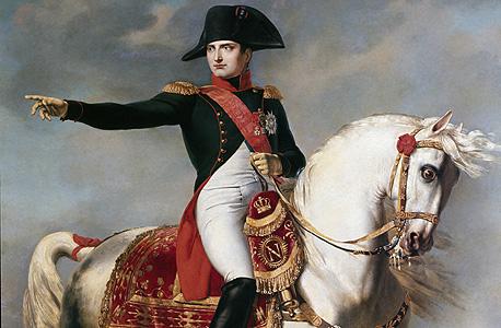 """""""בקשו ממני הכל - רק לא זמן"""". נפוליאון בונפרטה"""
