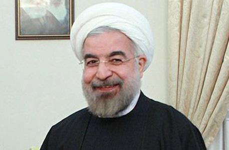 נשיא איראן חסן רוחאני, צילום: אם סי טי