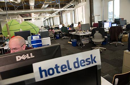 משרדי פייסבוק, קליפורניה
