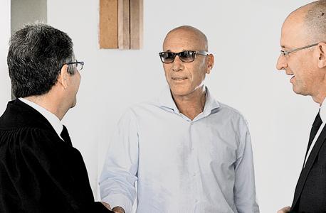 אילן בן דב  בית משפט מחוזי תל אביב, צילום: מיקי נועם אלון