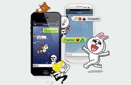 אפליקציות הצ'ט צוברות משתמשים על חשבון ווטסאפ ופייסבוק