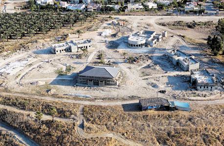 אתר הבנייה של מרכז הוויפאסנה