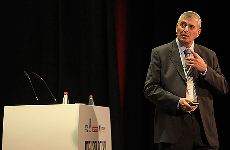 עופר קוטלר ועידת הקיימות לעסקים 2013, צילום: ענר גרין
