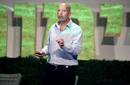 """טל רבן מנכ""""ל קוקה קולה ישראל ועידת הקיימות לעסקים 2013, צילום: עמית שעל"""