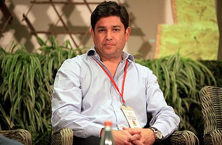"""רמי רונן מנכ""""ל שטראוס מים ועידת הקיימות לעסקים 2013, צילום: ענר גרין"""
