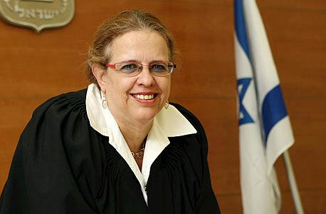 """השופטת הילה גרסטל. פס""""ד אחרון"""