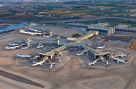 """נתב""""ג. ארכיון, צילום: רשות שדות התעופה"""