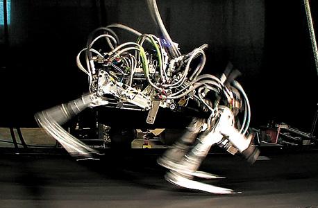 צ'יטה. רובוט צבאי של בוסטון דיינמיקס