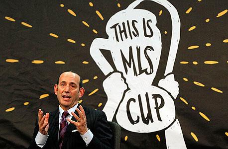 דון גרבר, קומישנר של ה-MLS