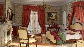 החדר הריאליסטי של מאדאם בובארי, צילום: אורית רף