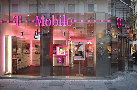 סלברייט תצייד ת חנויות T-Mobile בפתרונות מתוצרתה, צילום: שאטרסטוק