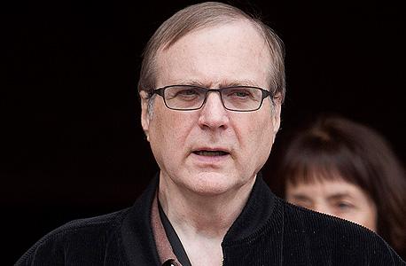 פול אלן, צילום: בלומברג