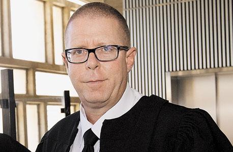 עורך דין אסף ברם, צילום: אריאל שרוסטר