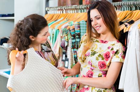 יכולים להסתדר שנה בלי קניית בגדים?, צילום: שאטרסטוק