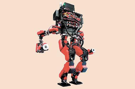 הרובוט הבא של ממציא האנדרואיד גוגל