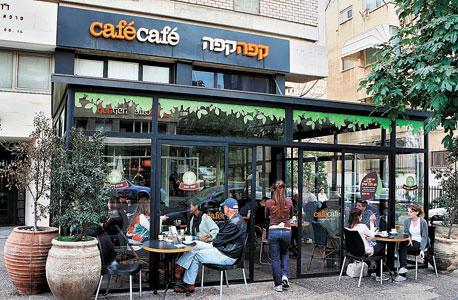 סניף של רשת קפה קפה, צילום: צביקה טישלר
