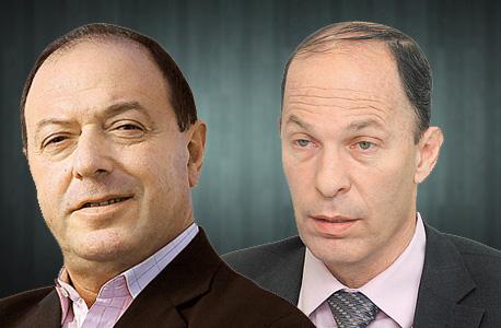 אורי יוגב ו גדעון סיטרמן, צילום: עמית שעל, אוראל כהן
