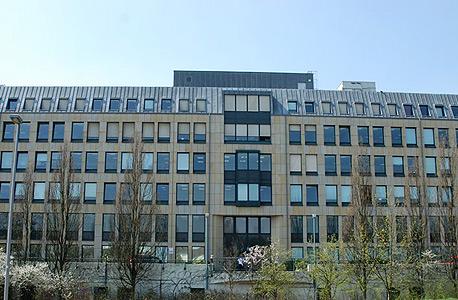בניין המשרדים בדיסלדורף, גרמניה