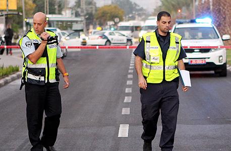 שוטרים (ארכיון), צילום: גיל נחושתן