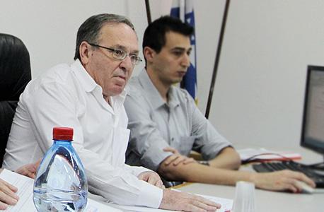 כתב אישום נגד מקורבו של ראש עיריית רמת גן לשעבר צבי בר