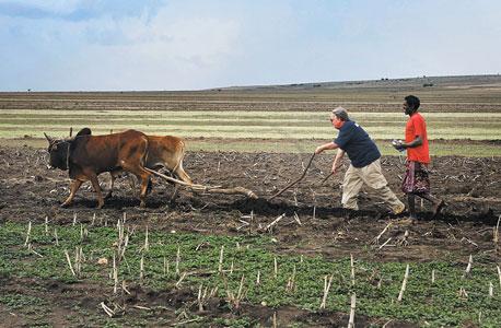 אין כמעט אינטרנט באתיופיה, אבל גם במה שיש, עוקבים אחריך
