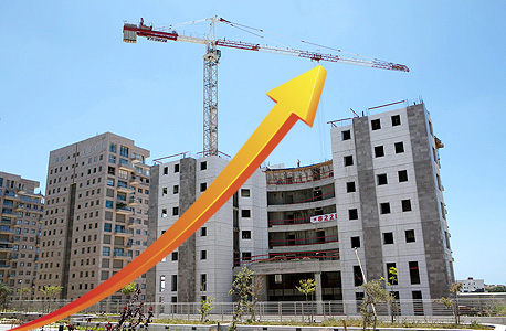 עלייה במחירי הדיור