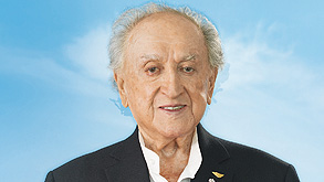 דוד עזריאלי , צילום: מתוך הקמפיין