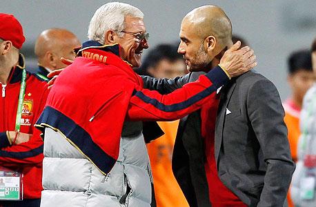 גווארדיולה הוא המאמן בעל השכר הגבוה בעולם