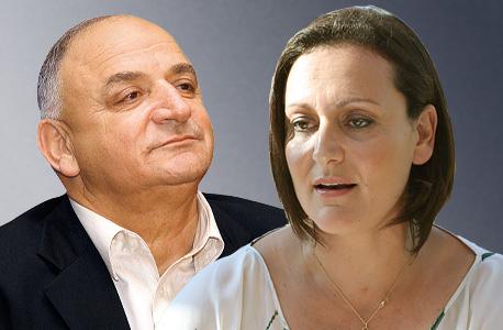 מימין גל נאור ו יצחק תשובה, צילום: שאול גולן, אוראל כהן