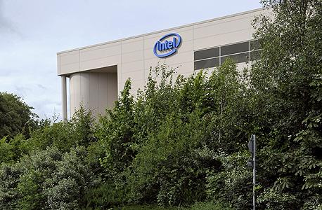 מפעל אינטל בלייקסליפ אירלנד, צילום: איי אף פי
