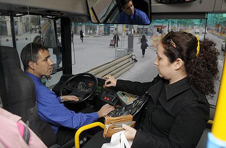 שינויים בתחבורה הציבורית, צילום: גיא אסיאג