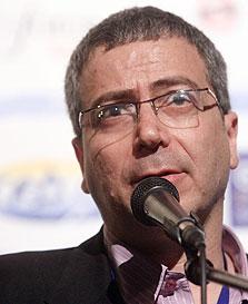 "יו""ר איגוד הגריד הישראלי, אבנר אלגום, צילום: קובי קנטור"