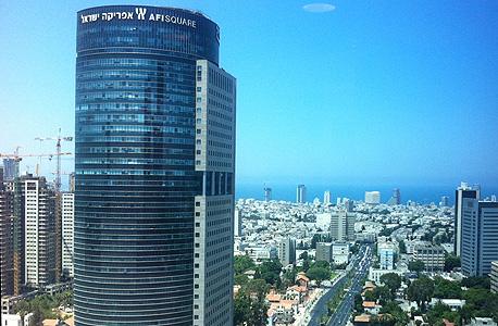 בניין קריית הממשלה בתל אביב
