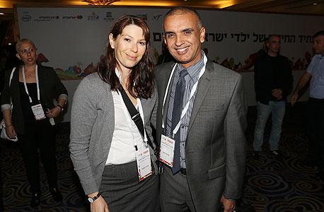 אלדד כורש ואורית ישראלי