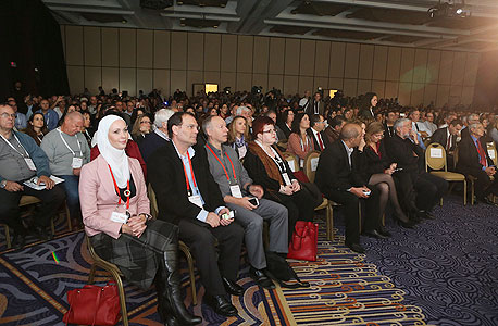 משתתפי הוועידה, צילום: נמרוד גליקמן