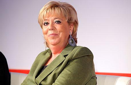 מרים פיירברג. ראשת העיר נתניה מ־1998