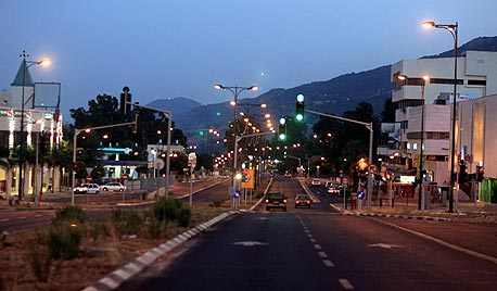 Kiryat Shmona. Photo: Michael Kramer