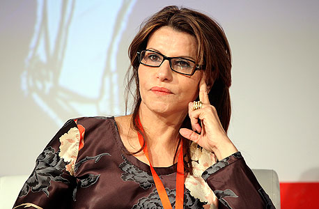 """ח""""כ לשעבר, דליה איציק. בעלה הוטס במימון חוץ ממשלתי כדי ללוותה בעת ששימשה שרת התקשורת, צילום: עמית שעל"""