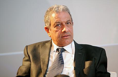 מאיר יצחק הלוי, ראש עיריית אילת. הוותק הביא אותו לראש הטבלה, צילום: עמית שעל