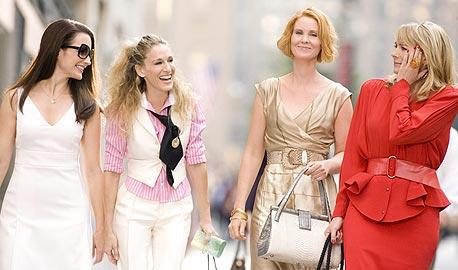 """בנות """"סקס והעיר הגדולה"""". הוכיחו שאפשר ללבוש הכל ולעשות הכל בכל גיל"""