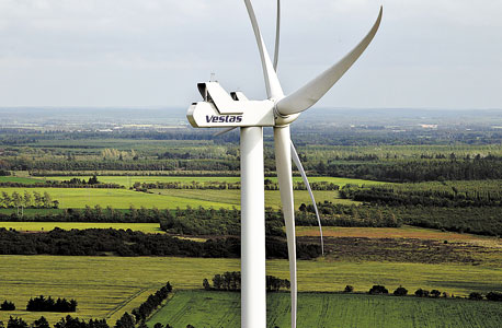 Wind turbine (illustration). Photo: AFP