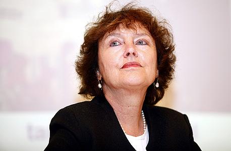 קרנית פלוג נגידת בנק ישראל, צילום: בלומברג